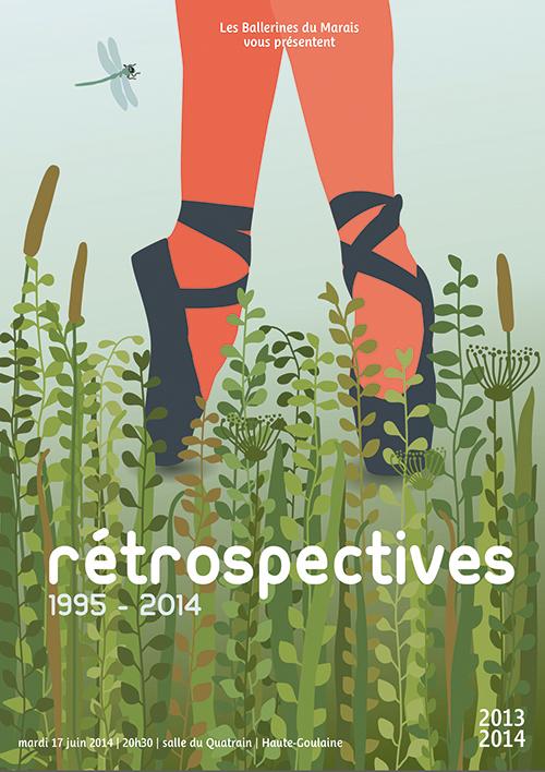 Rétrospectives - 2014
